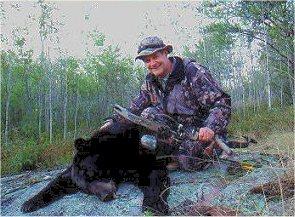 Canada Bear Hunting (#1)