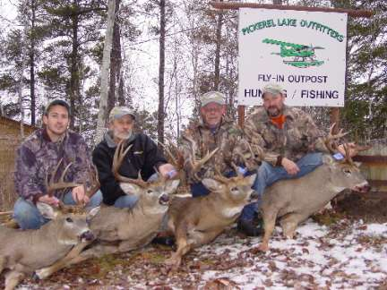 Northwestern Ontario Deer hunts (#2)