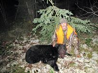 Ontario Bear Hunt - Pickerel Lake Outfitters