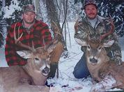 Ontario_Whitetail__Deer_Hunting - Pickerel_Lake_Outfitters
