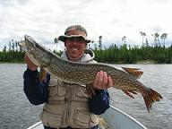 Ontario_Fly-in_Pike_Fishing - Gordie_Lake