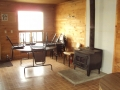 Brown Bear lake outpost cabin 2