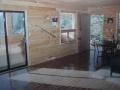 Brown Bear lake outpost cabin