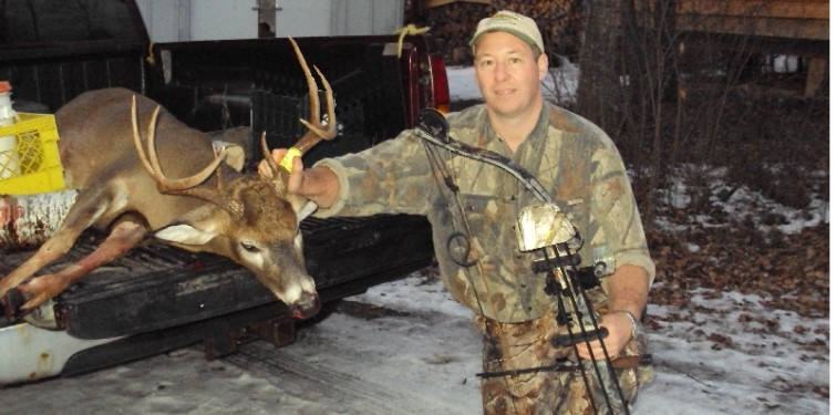 Ontario Whitetail Deer Hunting - Pickerel Lake Outfitters